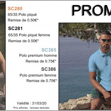 Promo SC280-SC281-SC385-SC386
