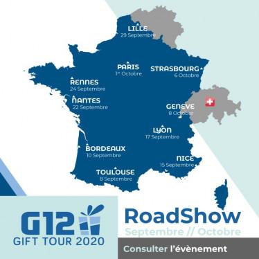 Roadshows Automne 2020