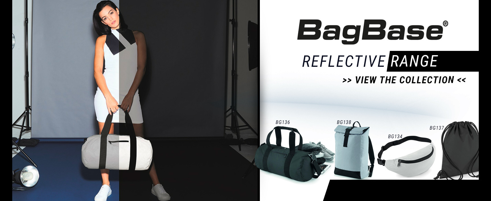 Fashion Trend : Bag Base Reflective Collection