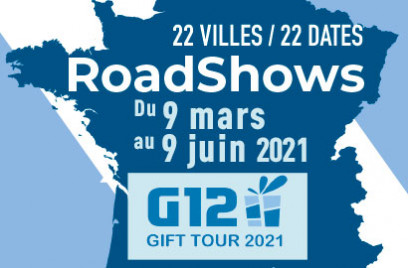 Roadshows Mars - Avril - Mai 2021