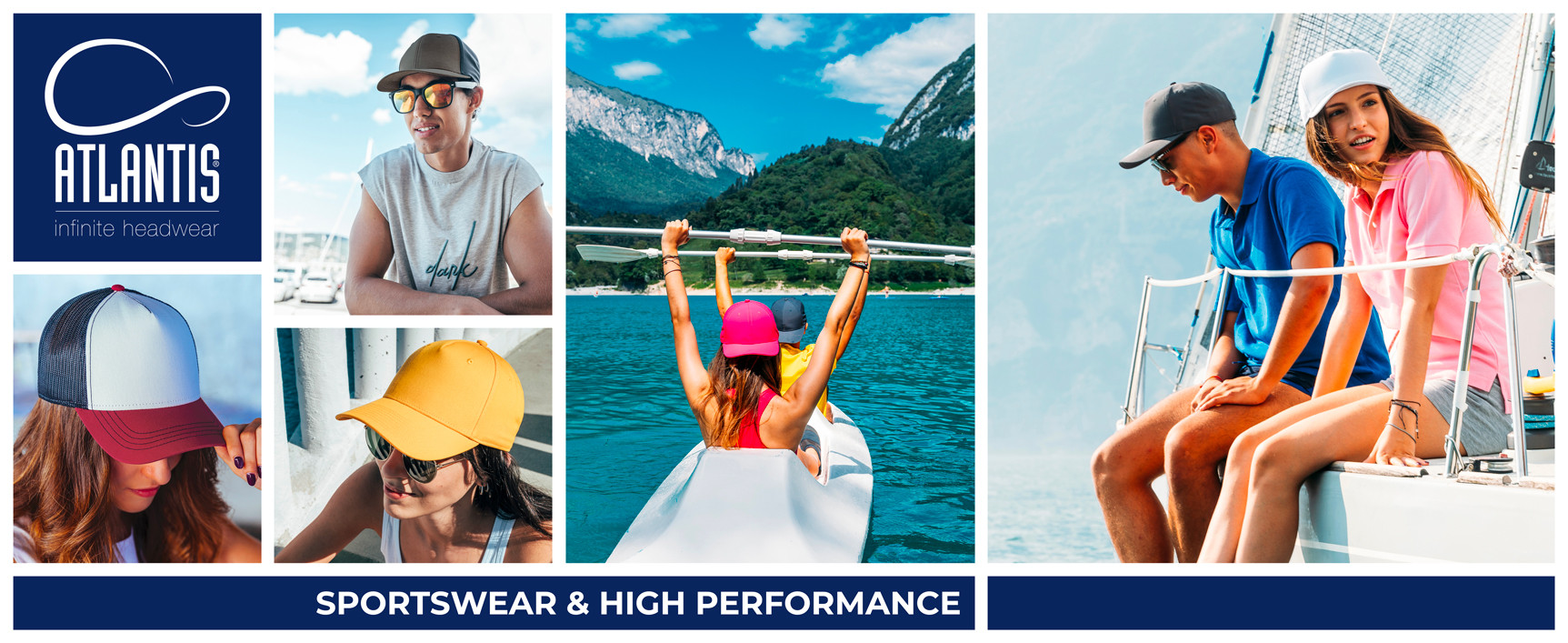 Sportswear & High performance by Atlantis