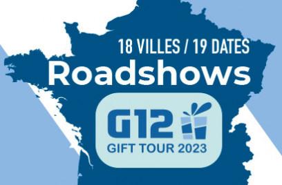 September // October 2021 Roadshows