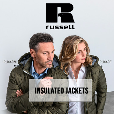 Russell : Insulated Jackets